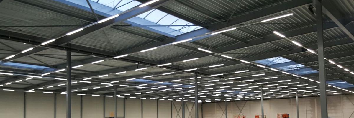 LED Lichtlijn Systeem 160lm/w