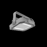 Floodlight T-Serie + sensor 415x155x365mm 100W 4000K