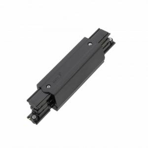 Led Railverlichting - Koppelstuk - I-vorm - Zwart