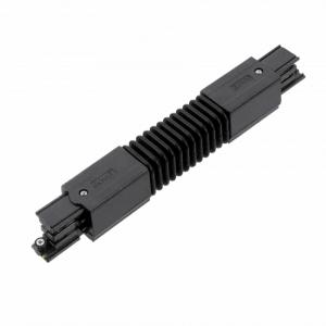 Led Railverlichting - Koppelstuk - Flexibel - Zwart