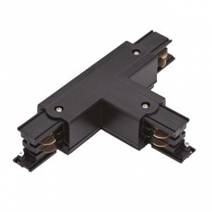 Led Railverlichting - Koppelstuk - T-vorm Rechts 1 - Zwart