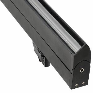 Led Railspot - 120CM - 3-Fase - 50 Watt - Zwart