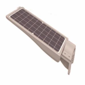 Solar led straatlamp met sensor 12W incl. afstandsbediening