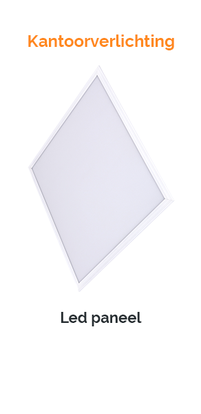 LED Paneel - Kantoorverlichting