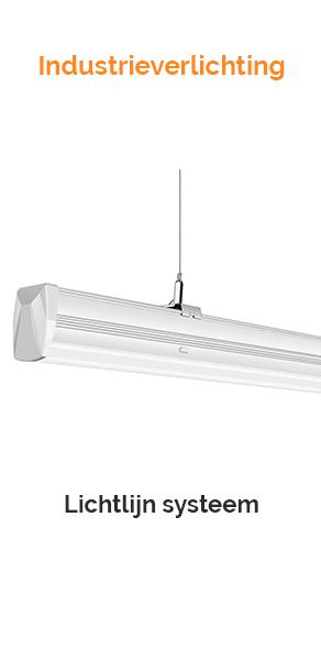 Lichtlijn Systeem - Industrieverlichting